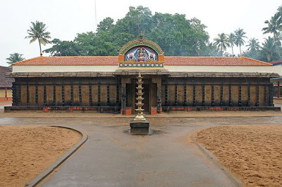 Janardana Swami Shrine